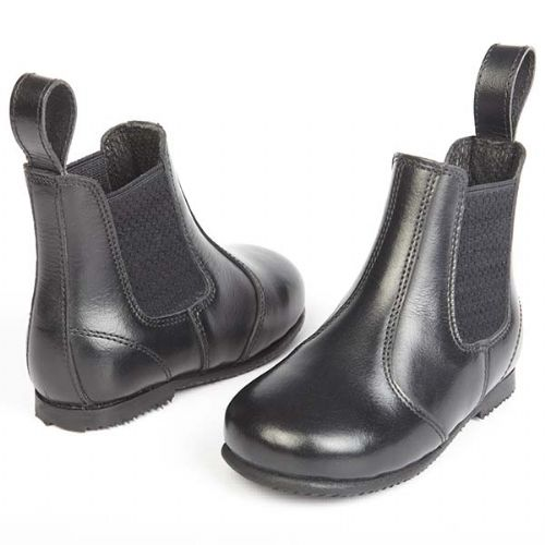 Elico Infant Jodhpur Boots in Black (size 6 and 7)